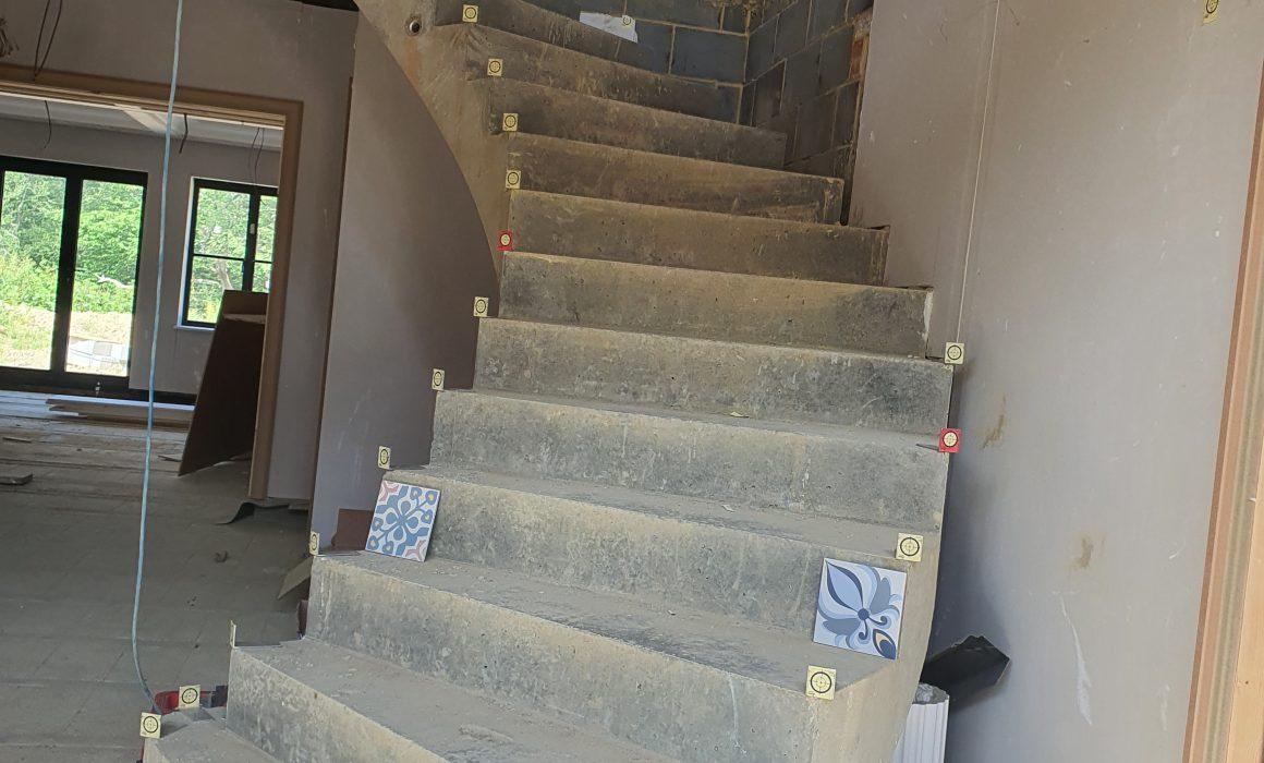 Dicgital stair survey